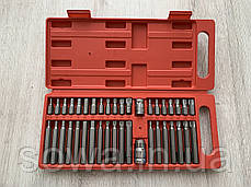 Набор бит LEX LXBS41P - 40шт - в пластиковом кейсе, фото 2