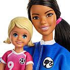 Игровой набор Барби тренер по футболу, фото 6