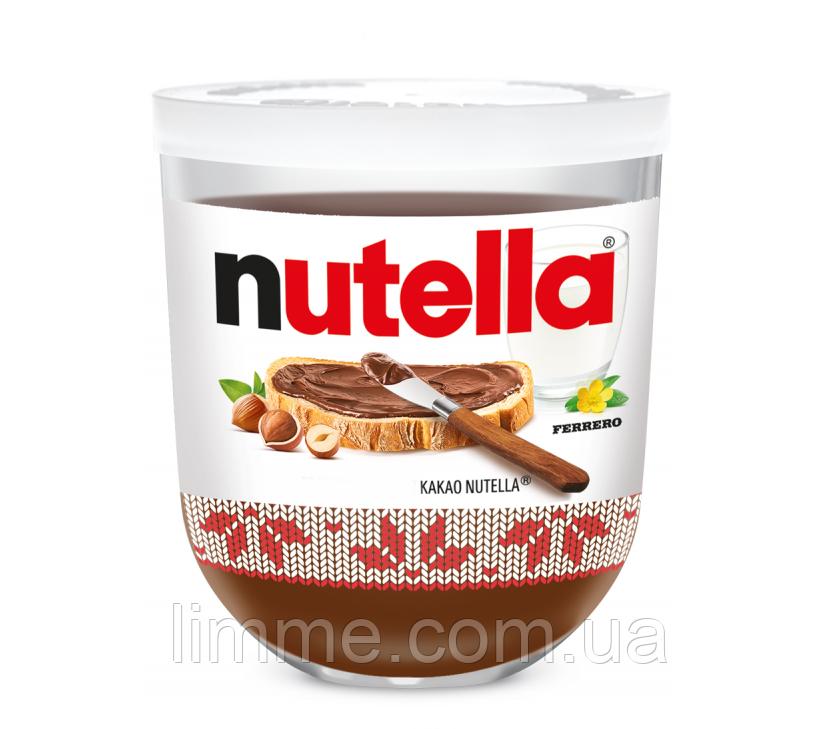 Шоколадно - горіхова паста Nutella 200 г.