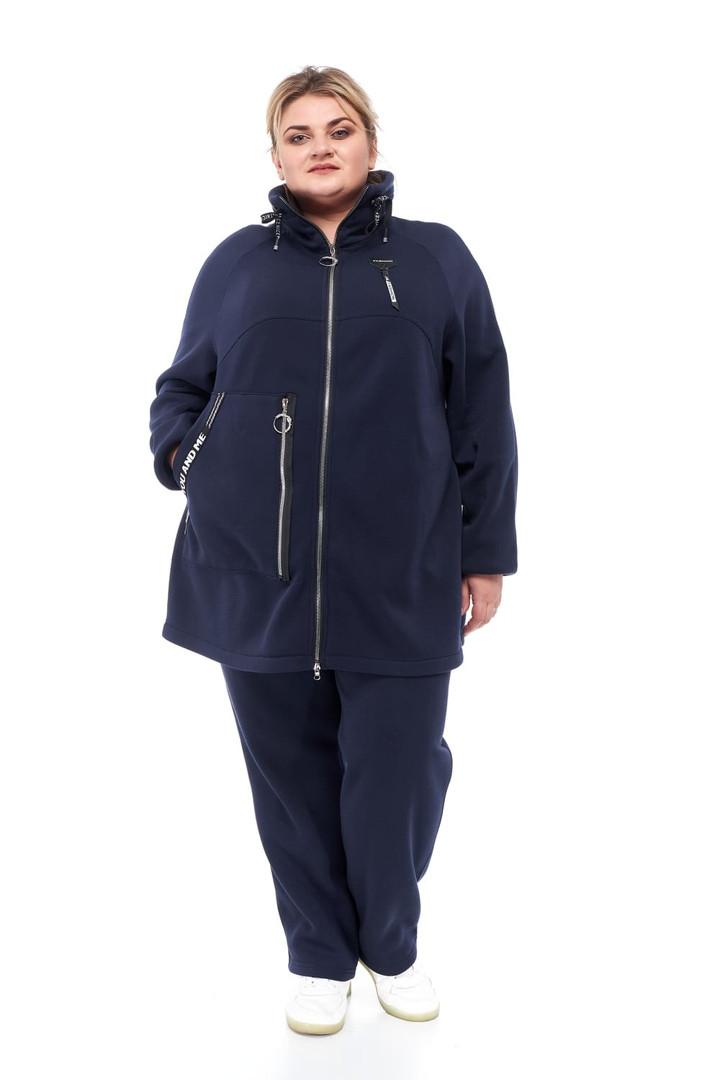 Спортивный костюм женский большие размеры от 66 до 76