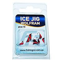 Блешня вольфрамова мураха Fishing ROI Ice Jig 0.3 р., 3 мм.