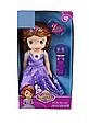 Лялька 30 см співоча Принцеса Софія з мікрофоном ZT8784 Т, фото 3