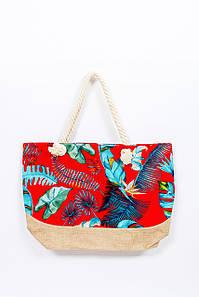 Пляжная сумка FAMO Сумка пляжная Жюли разноцветная 52*37*14 (SYM-2035) #L/A