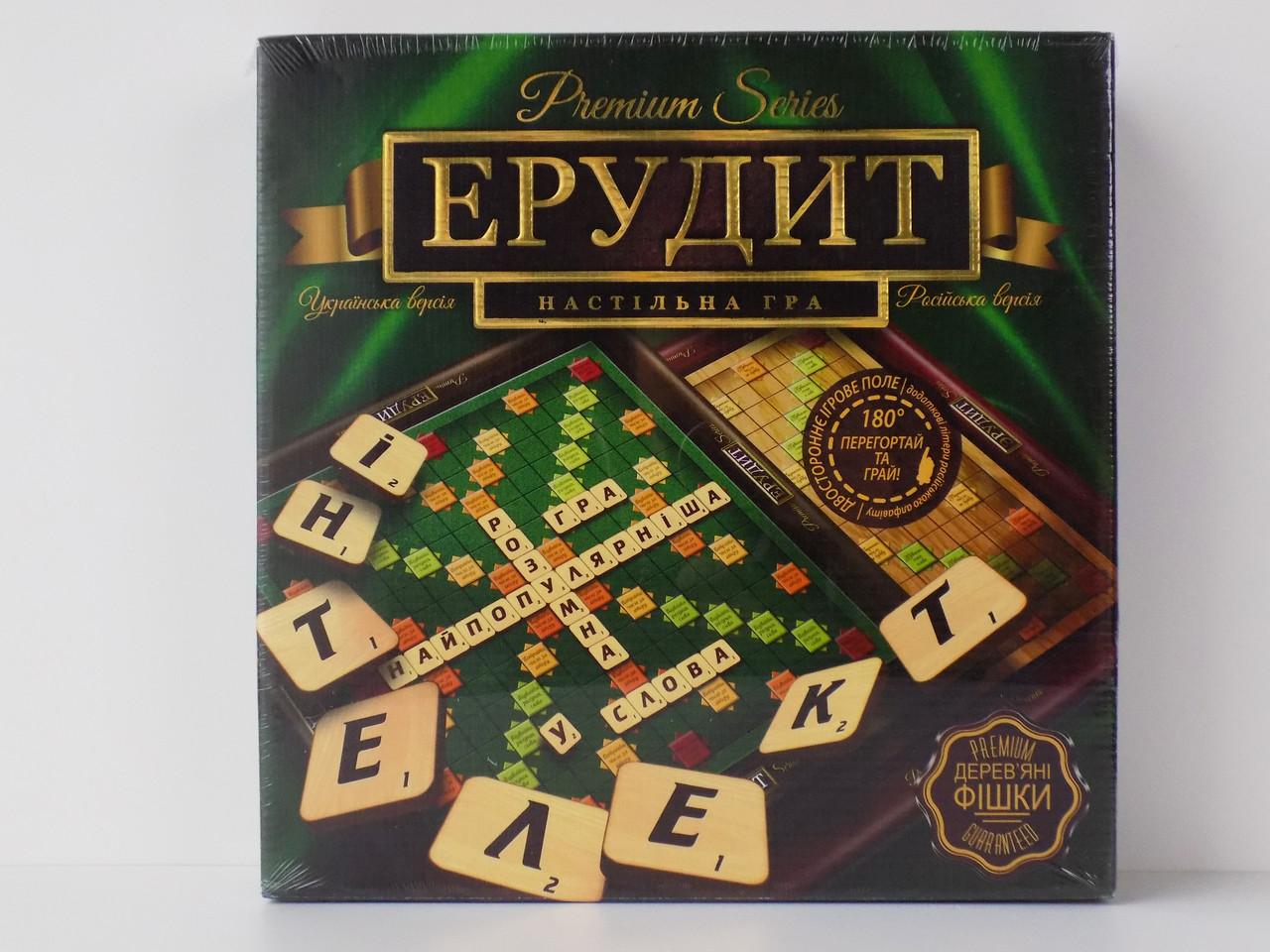 Настільна гра Ерудит Данко U01