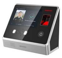 Термінал контролю доступу Hikvision DS-K1T605MF