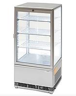 Вітрина холодильна 78л Stalgast 852173
