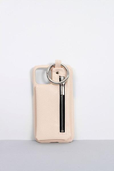 Чехол для iPhone FAMO 7+/8+ Брелок пудровый 7+/8+ (Hol-15) #L/A