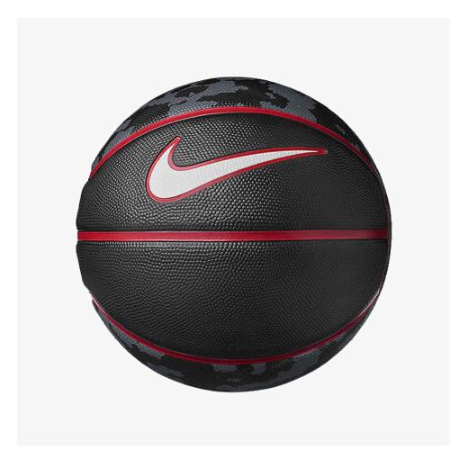 М'яч баскетбольний Nike LEBRON PLAYGROUND 4P BLACK/UNIVERSITY RED/UNIVERSITY RED/WHITE size 7 (N. 000.2784.931.07)