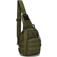 Тактическая мужская сумка через плечо US Army
