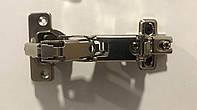 Петля меблева накладна Slide-on GIFF 175* d=35 нікель 07487