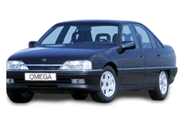 Багажник на крышу для Opel (Опель) Omega A 1986-1994