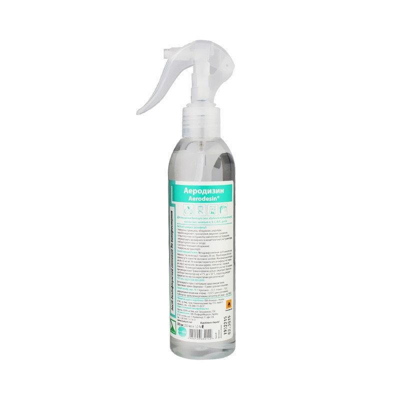 Аэродезин (250 мл) - засіб для дезінфекції поверхонь