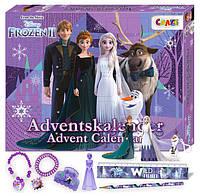 Адвент календарь Frozen 2 Ледяное сердце 2 (Новогодний календарь Холодное Сердце Фроузен 2 Рождественский)