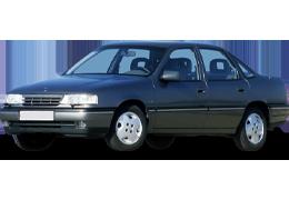 Дефлектор на капот (Мухобойки) для Opel (Опель) Vectra A 1988-1995