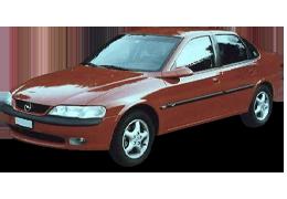 Дефлектор на капот (Мухобойки) для Opel (Опель) Vectra B 1995-2002