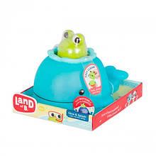 Игровой набор для ванны - Светящийся Китенок