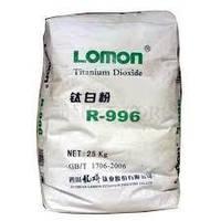 Діоксид Титану R-996, Двоокис Титану (LOMON® R-996 TiO2), 25 кг