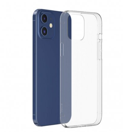 Чехол Baseus Simple Tpu Case для Apple iPhone 12 Mini Transparent