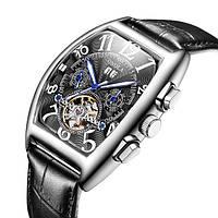 Мужские классические часы Onola Muller с кожаным ремешком