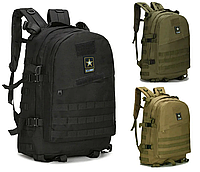 Тактический (штурмовой, военный) рюкзак U.S. Army 45 литров