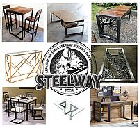 Мебель в стиле лофт для дома, офиса, ресторана, кафе,магазина...