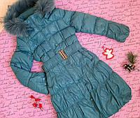 Зимняя подростковая куртка Donilo на рост 134-164