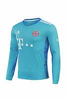 Футбольная форма с длинным рукавом Бавария/ Bayern football uniform 2020-21