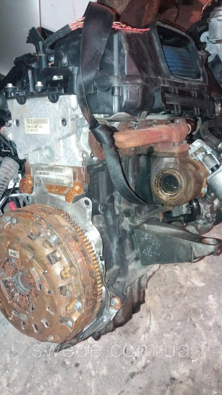 Двигатель BMW E90 2.0D 2006 (M47TU2D20)