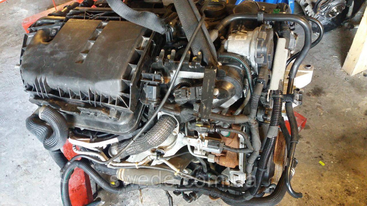 Двигатель Peugeot 308 1.6 HDI 2011р. (9HR)