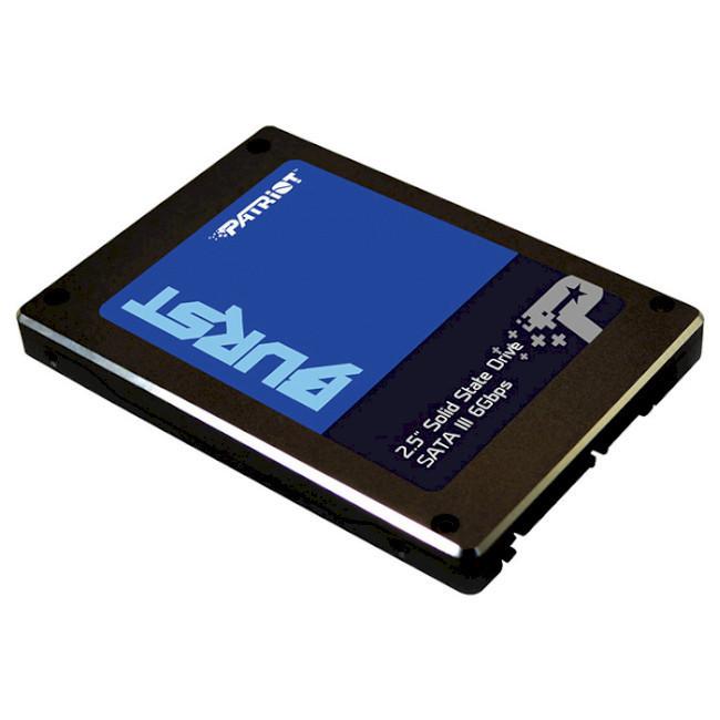 SSD накопитель PATRIOT Burst 480 GB (PBU480GS25SSDR)