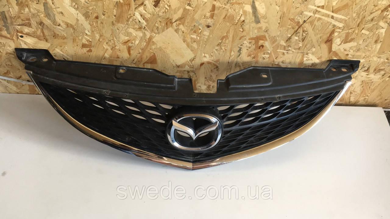 Решетка Mazda 6 2007-2012 гг GS1D50712