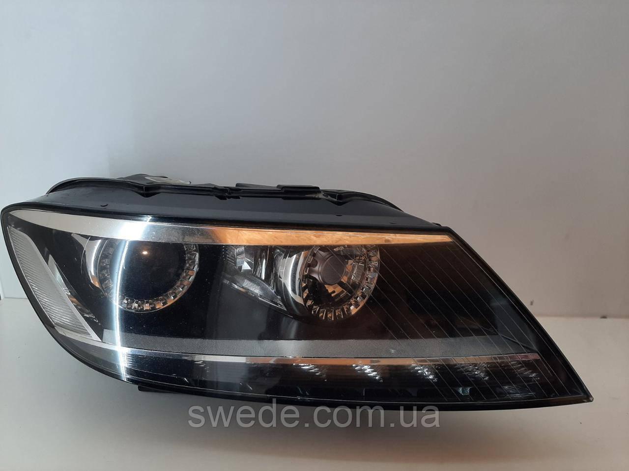 Фара правая Volkswagen Phaeton BI-XENON рестайлинг 2012 гг 3D1941752A