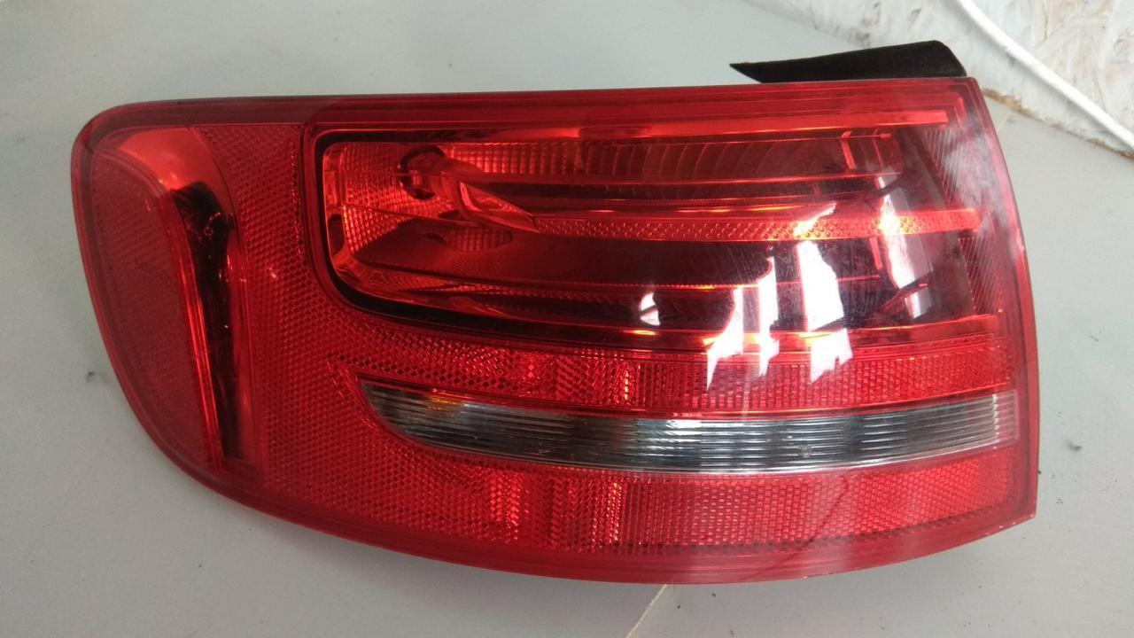 Фара задняя левая Audi A4 B8 2008-2011 гг 8K9945095