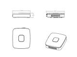 4-канальный видеорегистратор HDCVI DH-XVR5104C-X Белый, фото 2