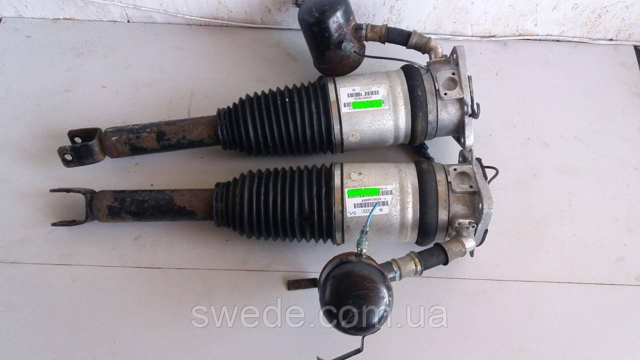 Амортизатор задний левый AUDI A8 2004-2010 гг 4E0616001F