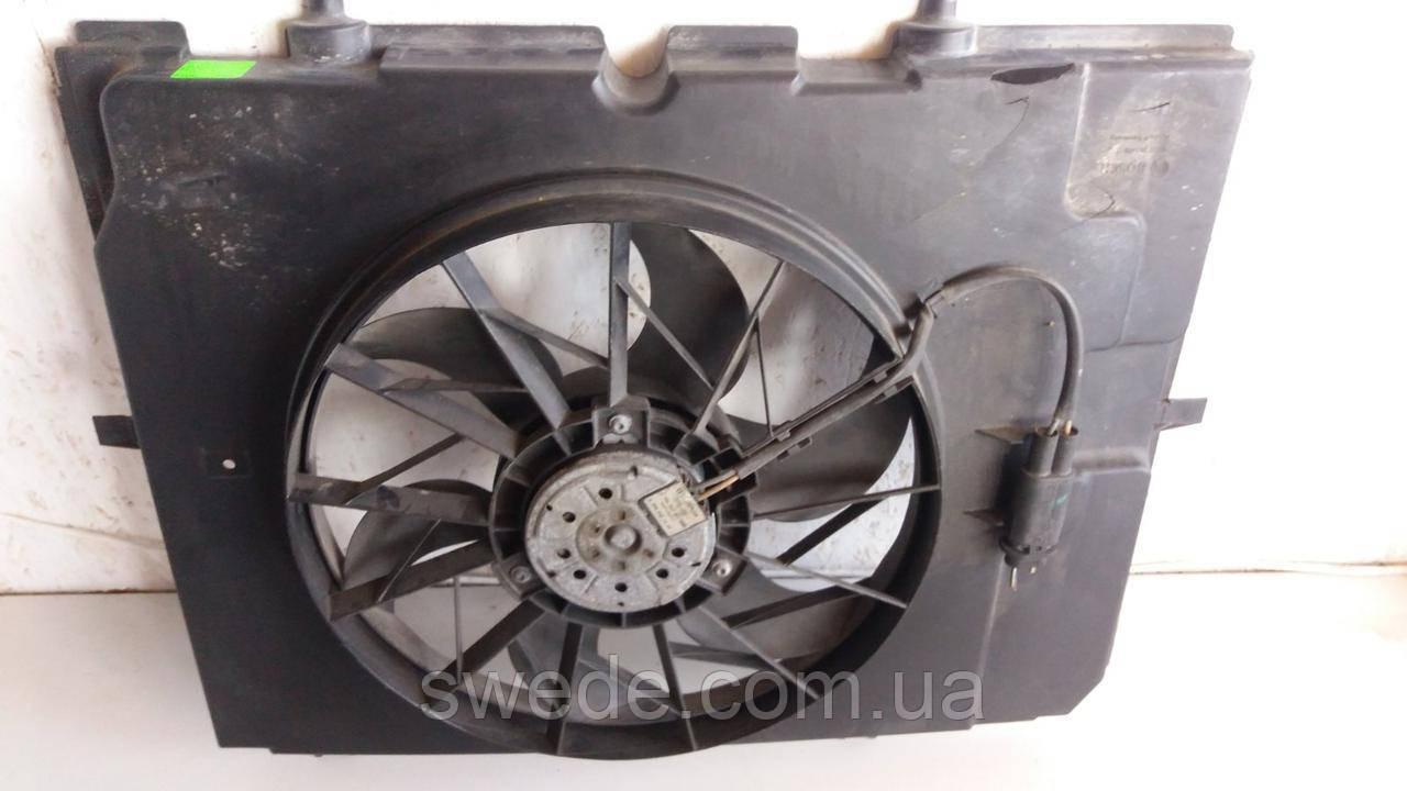 Вентилятор Mercedes W210 5.0 2002 гг A2105052355