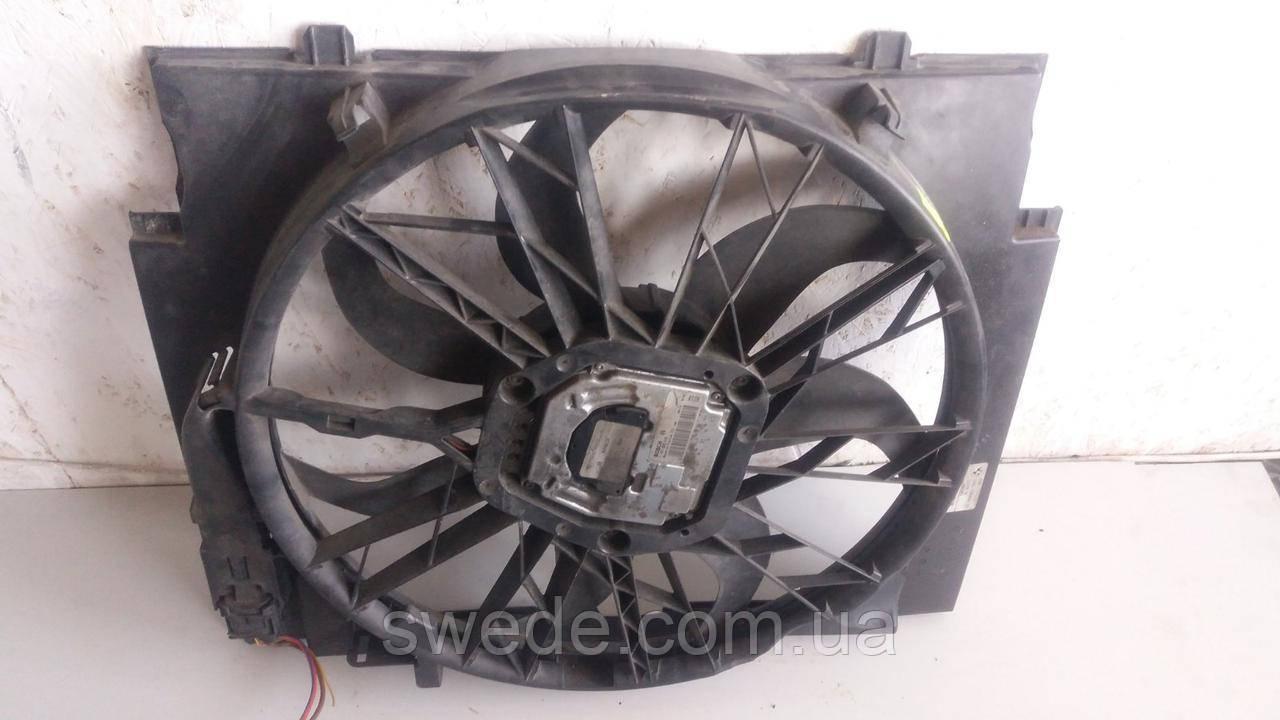 Вентилятор BMW E60 E61 3.0D 2.5D 2003-2009 гг 17427801657