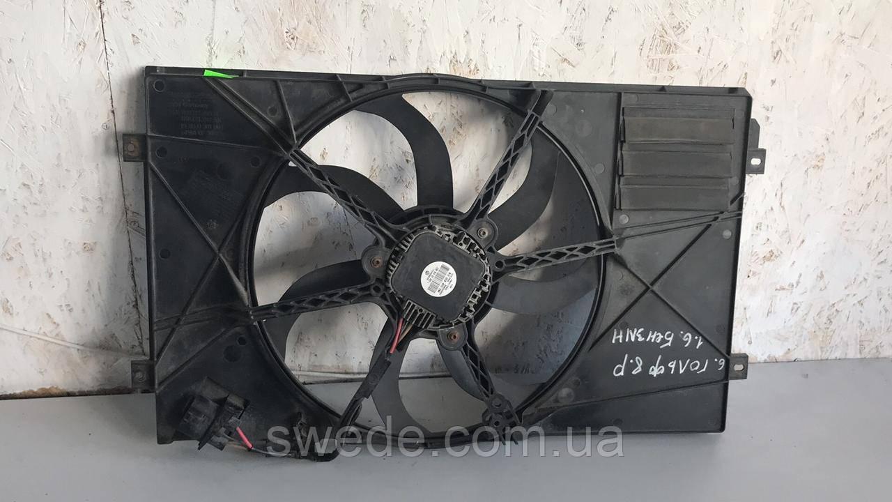 Вентилятор Volkswagen Caddy 2.0 SDI 2003-2010 гг 1K0121205N