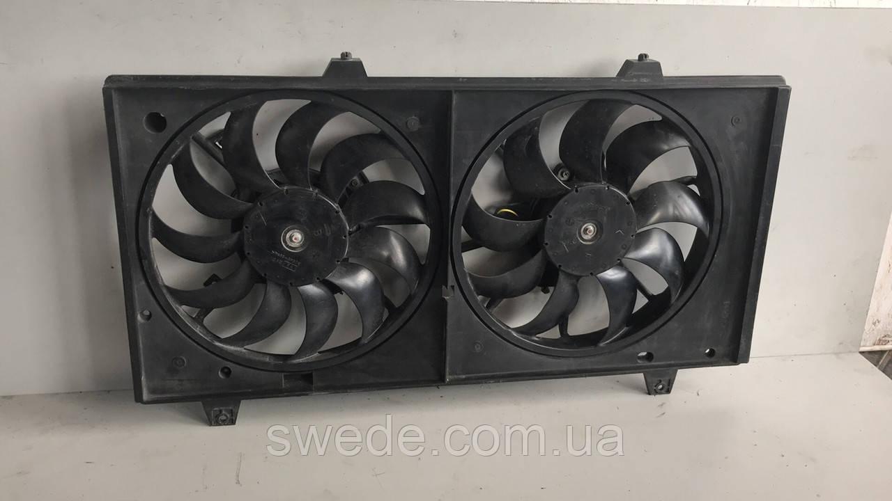 Вентилятор Mazda 6 2.2D 2008 гг L51715025C