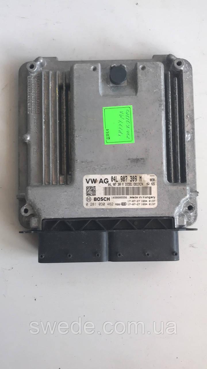 Блок управления двигателем Volkswagen Passat B8 2.0 TDI 2015 гг 0281030462