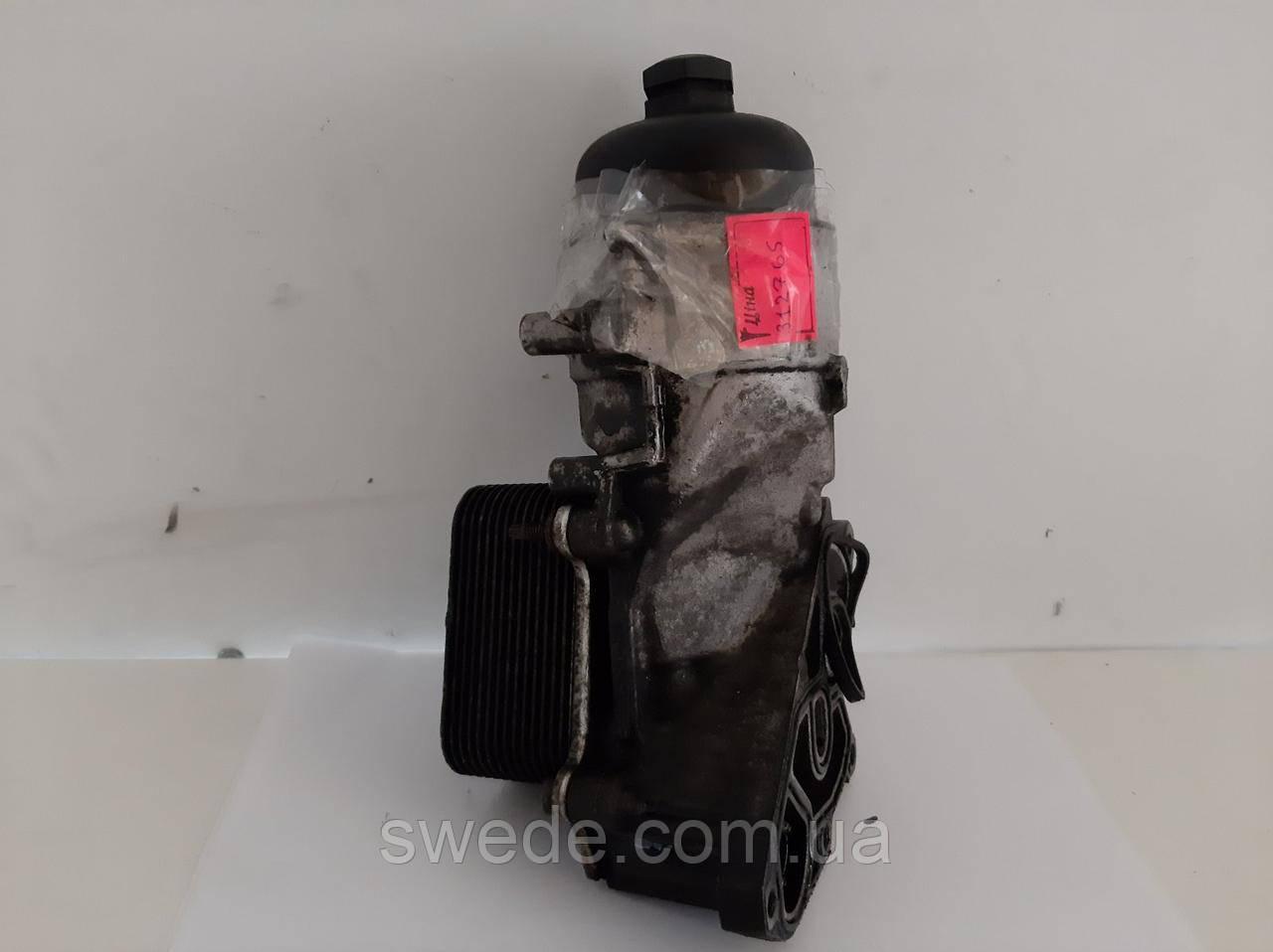 Корпус масляного фильтра Peugeot 308 1.6 HDI 2007-2013 гг 312765