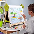 Мольберт детский настольный 5в1 для рисования и учебы ТМ Люмик, фото 4