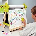 Мольберт детский настольный 5в1 для рисования и учебы ТМ Люмик, фото 6