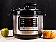 Мультиварка Grunhelm MPC - 11 SB (объём 5 л, 11 программ приготовления пищи, 2 года гарантии), фото 4