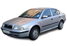 Подкрылки для Skoda (Шкода) Octavia 1 (A4) 1996-2010