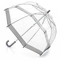 Зонт-трость детский Fulton Funbrella-2  Silver (Серебряный), фото 1