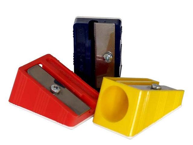 Точилка для толстых карандашей пластиковая  Kum №100-70