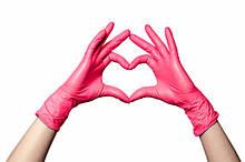 Засоби дезенфекції та перчатки