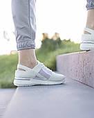Медичні кросівки з відкритою п'ятою white