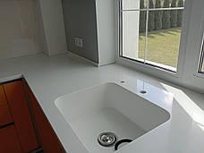 Стільниця, мийка і фартух з штучного каменю Tristone F 131, фото 3